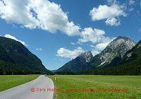 Bilder Fotos Radtour Alpen�berquerung Transalp
