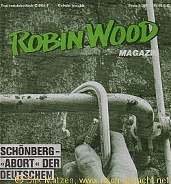 Robin Wood Magazin Nr. 20